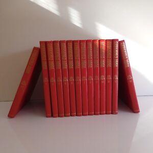 Encyclopedie-TOUT-L-UNIVERS-15-volumes-Le-Livre-de-Paris-Hachette-XXe-PN-France