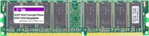 1GB DDR1 RAM 333MHz PC2700 184PIN Nonecc 1024MB Memoria Computer Memoria Lavoro