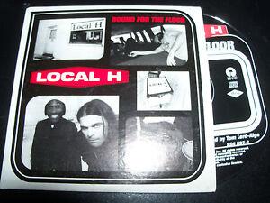 Floor Australian card Sleeve CD Single