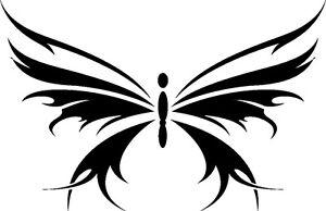 Beautiful-Fluttering-Butterfly-Stencil-350-micron-Mylar-not-thin-stuff-TaT0115