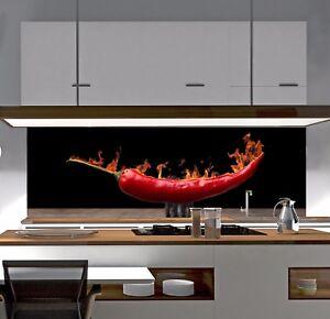 Küchenrückwand AcrylGlas Spritzschutz Fliesenspiegel Badfliese ...