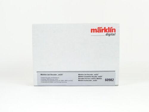 OVP Märklin H0 60982 LokDecoder mLD3 8 pol mfx//DCC//MM neu