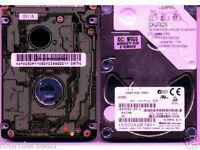 10/12/20/30/40gb Gig Hard Drive Hdd Upgrade 4 Roland Vs Vsr 880 890 1680 1880 Ex