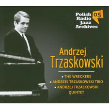 CD ANDRZEJ TRZASKOWSKI TRIO QUINTET The WRECKERS Polish Radio Jazz Archives 05