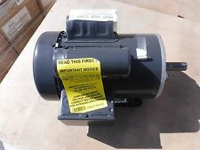 NEW 5UKG0BG 1-1/2 HP General Purpose Motor, Cap-Start/Run 1725 Nameplate RPM (B)