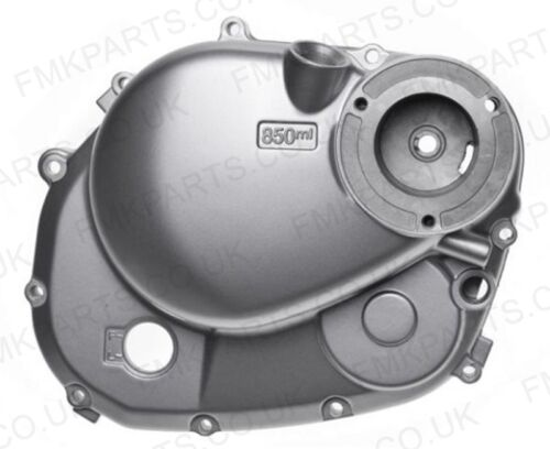 Engine Oil Clutch Cover Casing Right Hand Side for Suzuki GN125 GZ125 GS125