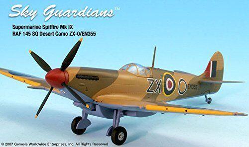 a precios asequibles Spitfire Mk Mk Mk Iv Raf 145sq zx-o en355 de avión miniatura Modelo Metal Fundido 1 72  Más asequible