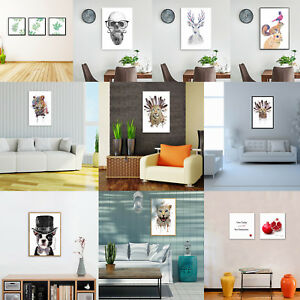 Modern-Simple-Oil-Painting-By-Numbers-Kit-Wall-Art-Picture-Home-Decoration-Gift