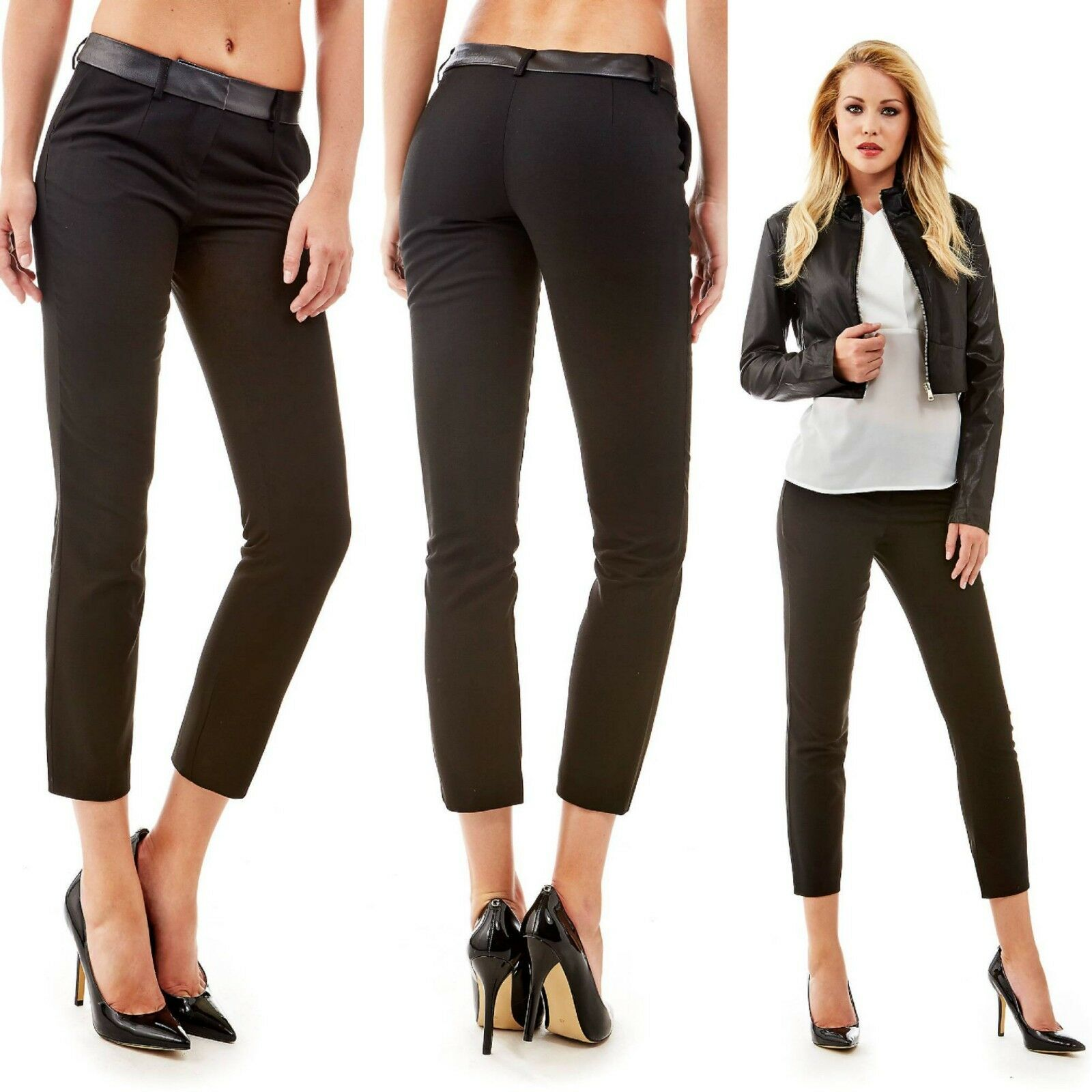 GUESS BY MARCIANO CAPRI PANTS
