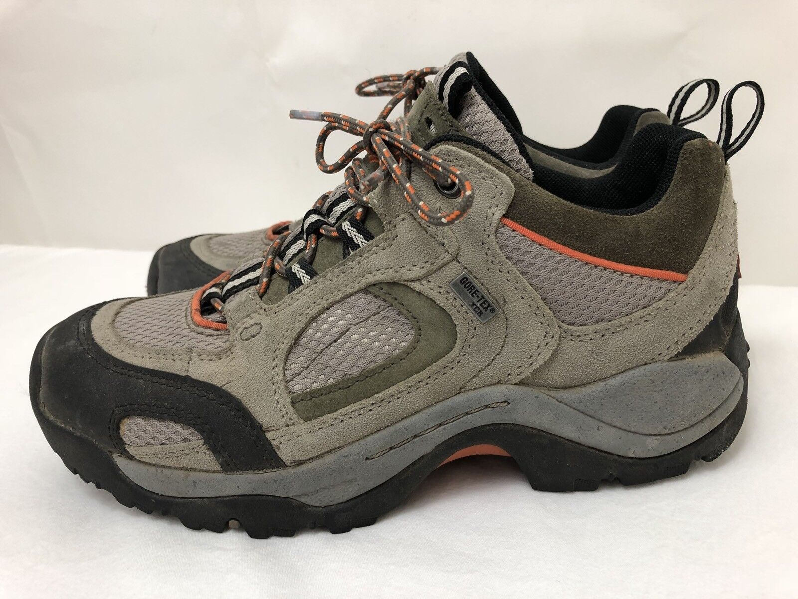 Womens DANNER Agitator Mushroom Gray-Taupe Gore-Tex 8.5 Trail Hiking Shoes SIZE 8.5 Gore-Tex e727d4