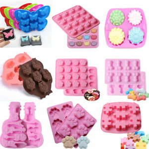 Silicone-Fondant-Candy-Chocolate-Cookies-Cake-Decorating-Baking-Mold-Soap-Mould