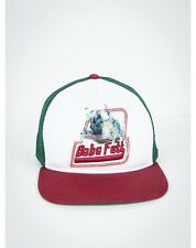 RARE New Era Throwback Boba Fett STAR WARS Trucker Hat Snapback Flatbill Cap