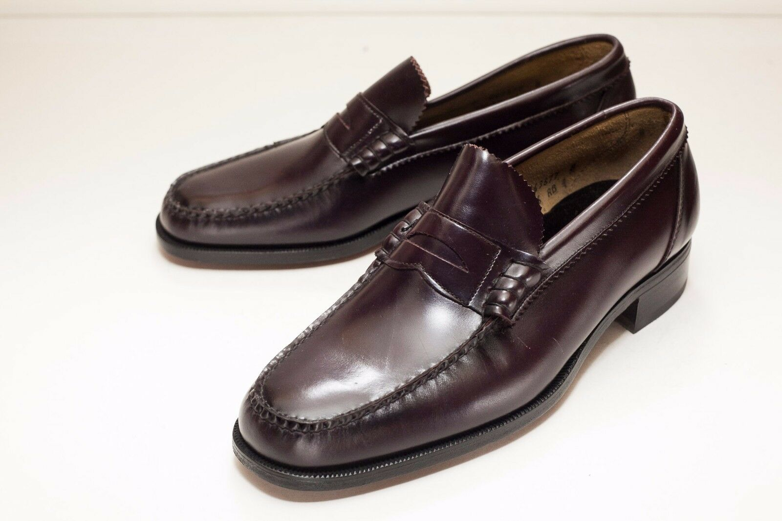 Mr/Ms Florsheim 9 Brown Penny Loafers Men's Charming design Highly the praised and appreciated by the Highly consumer audience Modern and elegant 597c07
