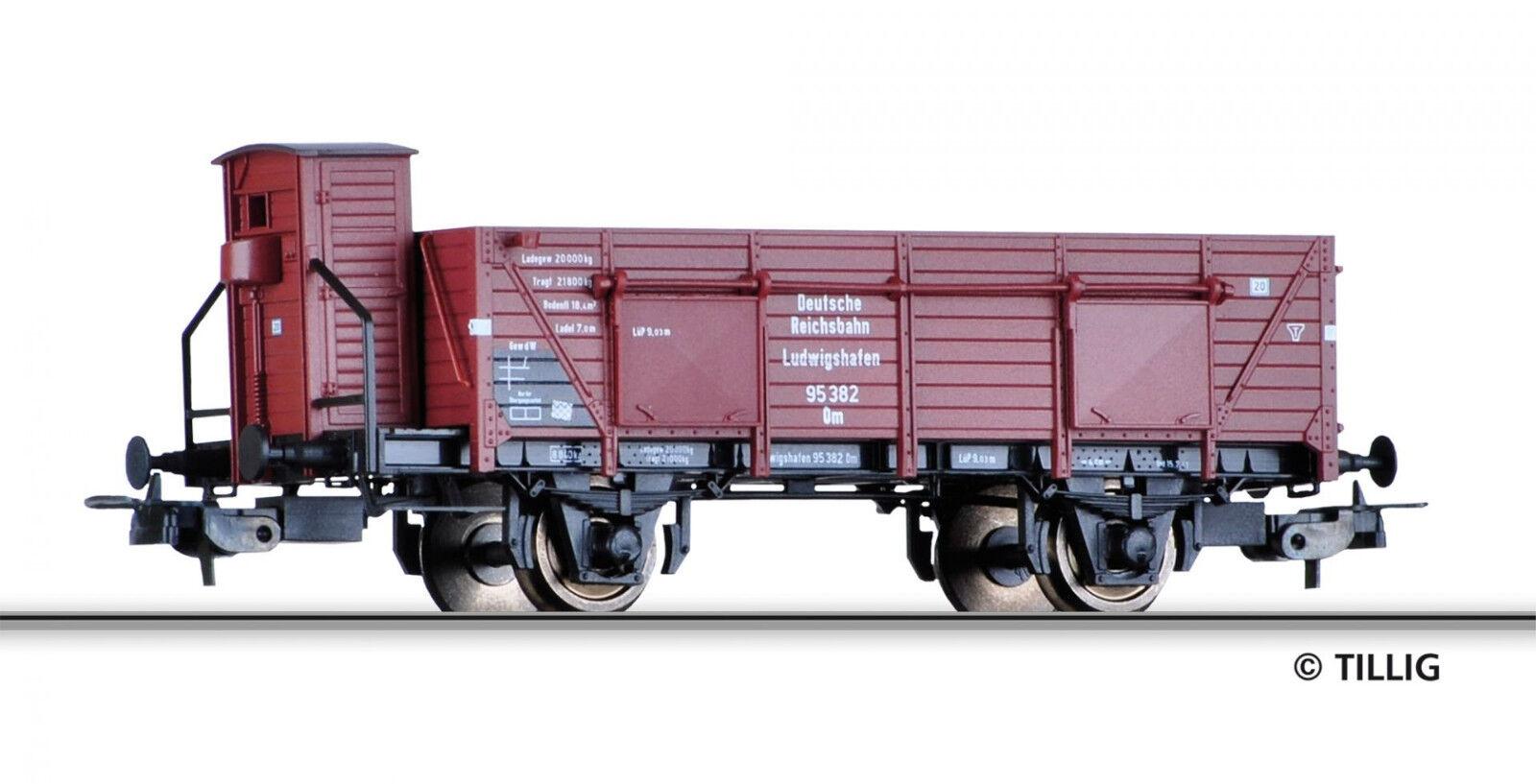 Tillig 76693 H0 Offener Güterwagen DRG EP II NEU OVP, OVP, OVP, 662704