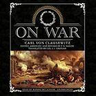 On War by Carl Von Clausewitz (CD-Audio, 2013)