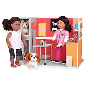 Our Generation - Vet Clinic Playset