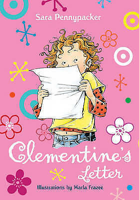 Pennypacker, Sara, Clementine's Letter, Very Good Book