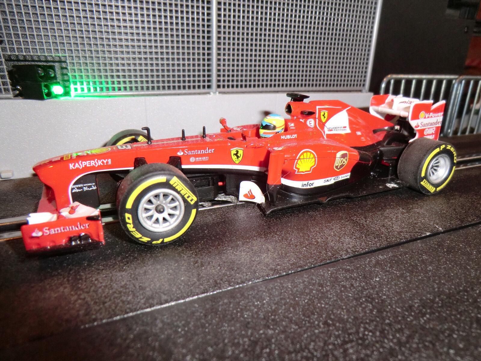 30695 CARRERA DIGITAL 132  F1 Ferrari No. 3 + Blink Licht Bausatz - NEU in OVP