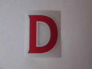 letter-D-Red-Premier-League-EPL-Football-Shirt-name-set-Sporting-ID-Replica-Size
