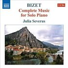 Bizet: Complete Music for Solo Piano (CD, Jan-2011, 2 Discs, Naxos (Distributor))