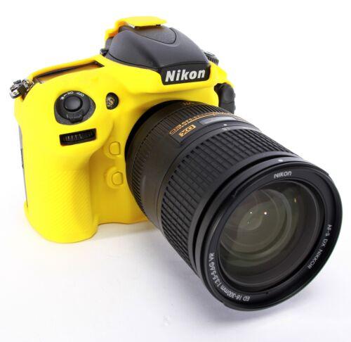 easyCover Armor Protective Skin for Nikon D810 (Yellow) -> Bump Protection