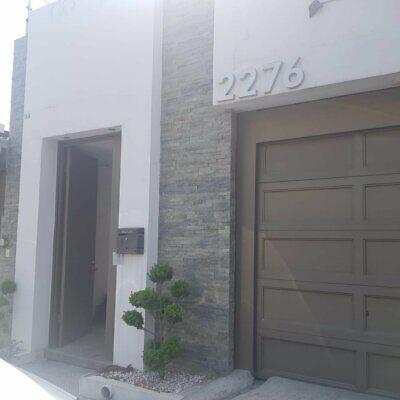 Casa en Renta Semi Amueblada en Cumbres 2do sector