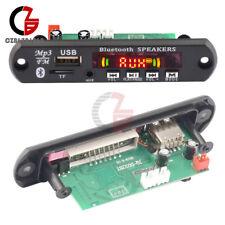 Dc12v 23w 240w Bluetooth 50 Car Mp3 Decoder Board Fm Function Power Amplifier