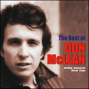 DON-MCLEAN-THE-BEST-OF-CD-AMERICAN-PIE-VINCENT-70-039-s-GREATEST-HITS-NEW