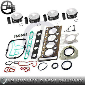 Engine-Overhaul-Rebuild-Kit-Piston-Pin-21mm-For-VW-GTI-Tiguan-AUDI-A5-2-0-TFSI