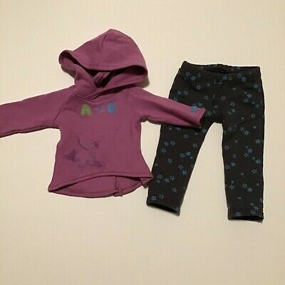 American Girl 2019 Mix /& Match Luxe Leggings Set Pants for Doll Only New