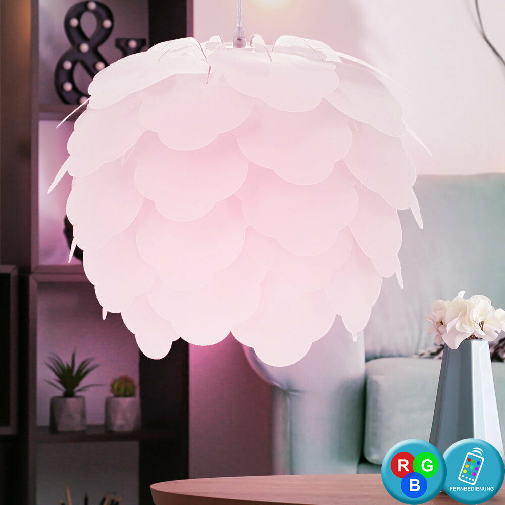 7 Watt RGB LED pendant light Farbe change kitchens hanging lamp ceiling lighting