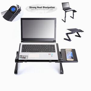 laptop notebook stand tisch k hler st nder halter ergonomisch f r macbook ebay. Black Bedroom Furniture Sets. Home Design Ideas