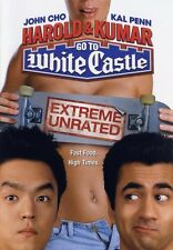 Harold  Kumar Go To White Castle (DVD, 2013, Extreme Unrated)