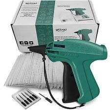 Gillraj Clothes Price Tagging Gun With 5000 2 Clear Barbs And 6 Needles
