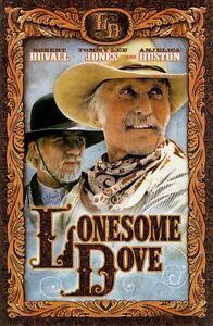 LONESOME DOVE ROBERT DUVALL TOMMY LEE JONES TEXAS RANGERS COWBOYS POSTER REPRINT