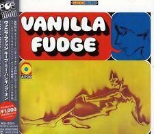 Vanilla Fudge - Vanilla Fudge [New CD] Rmst, Japan - Import