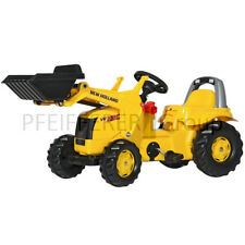 Rolly Toys Trettraktor mit Schaufellader rolly Kid NH Construction W 190 C