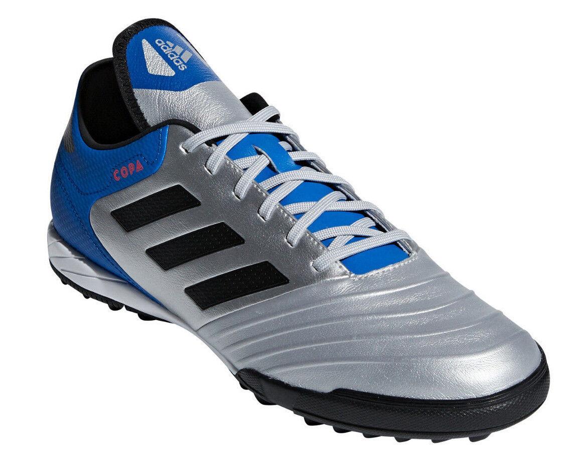 Adidas Hombres Fútbol Zapatos De Futsal Copa Tango 18.3 Turf Fútbol botas Nuevo DB2410