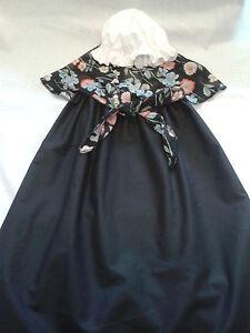 GIRLS-VICTORIAN-TUDOR-MEDIEVAL-EDWARDIAN-FANCY-DRESS-COSTUME-skirt-shawl-mop-cap