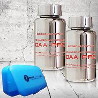 Scitec Nutrition DAA PRO 120 caps Advanced DAA Complex Testosterone Booster