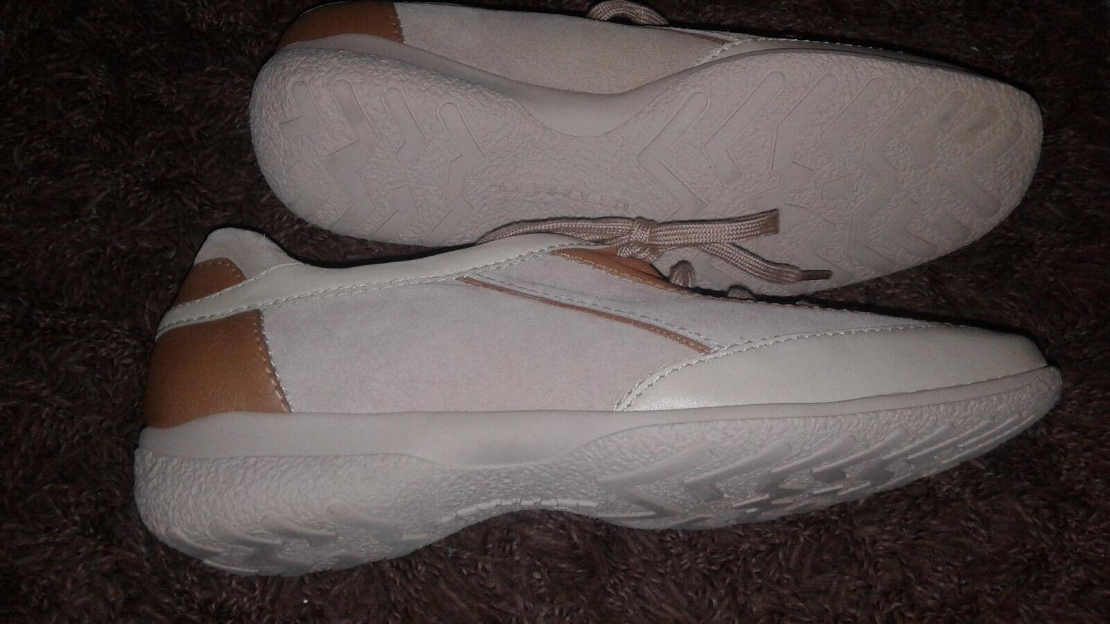 Schöne Schuhe von Verhulst, Größe 7,5 (41) mit auswechselbarer Sohle, neuwertig