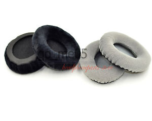 f737a8cea9a Image is loading 65x52MM-Velour-cushion-replacement-ear-pads-earpads-cover-