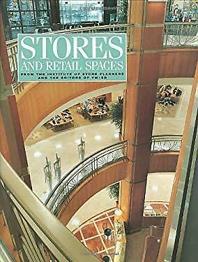 Stores and Retail Spaces by Institute of Store Planners-ExLibrary
