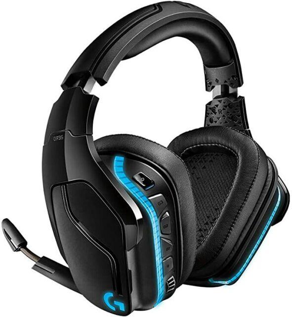 Replacement Logitech G935 Wireless 7.1 Surround Sound LIGHTSYNC RGB Gaming He...