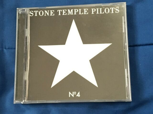 Stone Temple Pilots No. 4 CD  *Pre-Owned/Nice Condition*