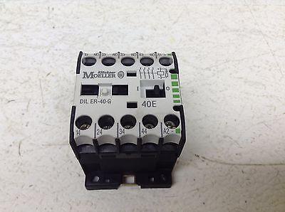 40E Control Relay Moeller DIL ER-40