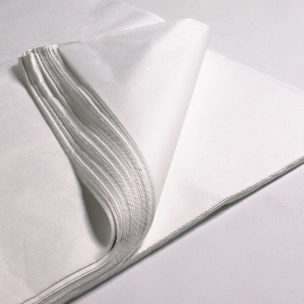White Acid Free Tissue Paper 450x700mm wrapping paper 1 Ream