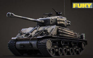 Details about 1:16 - DECALS - water decal - Sherman M4A3E8 - Normandy -  famous