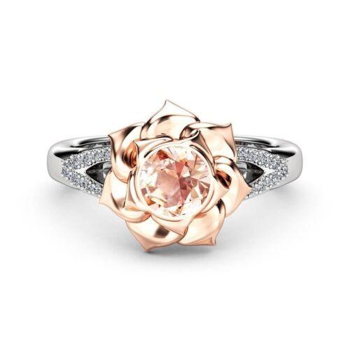 Fashion 925 Silver Girl Lady Brand Women Band Wedding Rings Engagement Jewelry