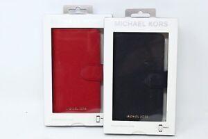 bcef49d664b5 MICHAEL KORS MK FOLIO PHONE CASE WALLET FOR APPLE IPHONE X - USED